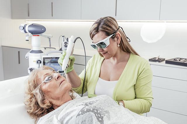 Hautarzt-Floridsdorf – Lasertherapie